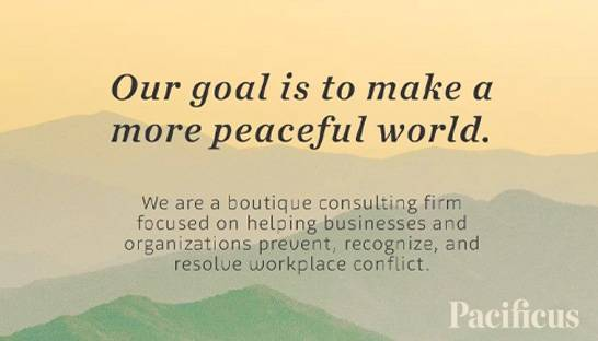 Workplace conflict consultancy The Pacificus Group launches in Toronto
