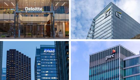 Big Four register net audit client losses in 2020