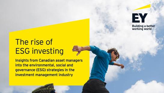 Only 10% of Canadian asset managers have impact investment offering